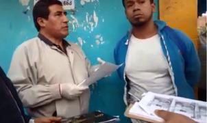 Funcionarios de la municipalidad de SJL son detenidos tras recibir presunta coima