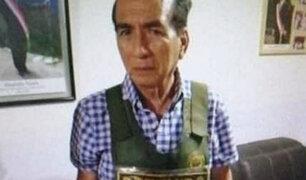Tumbes: detienen a exgobernador regional Ricardo Flores