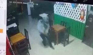 Tumbes: delincuentes armados robaron mil soles de restaurante
