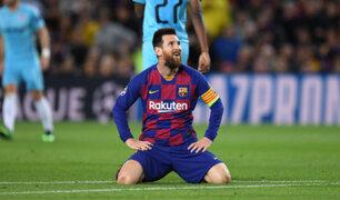 FC Barcelona no levanta cabeza y empata de local ante Slavia Praga