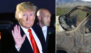 Donald Trump ofrece ayuda a México tras masacre de mormones estadounidenses