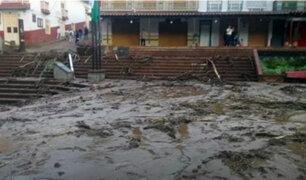 Colombia: más de mil personas fueron evacuadas por torrenciales lluvias