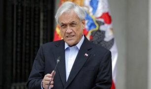 Chile: Sebastián Piñera descartó renunciar al cargo de presidente
