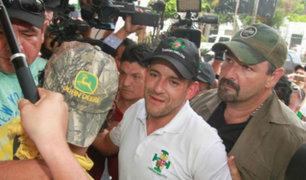 Bolivia: opositor Luis Fernando Camacho tuvo problemas en el aeropuerto