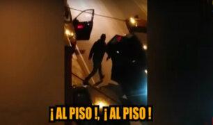 Pueblo Libre: asaltan a familia que acababa de llegar de EEUU