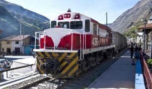 """Nueve empresas de Asia, Europa y América  interesadas en reactivar el """"Tren Macho"""""""