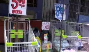 'Los truchos del detergente' hacían fortuna con productos 'bamba'