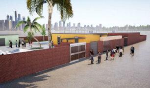 """La Victoria: inician remodelación de complejo deportivo """"Jhonny Bello"""""""