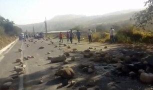 Proyecto Quellaveco: así se desarrolla el segundo día de protestas en Moquegua