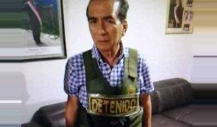 Tumbes: hallan 46 mil soles escondidos en colchón de exgobernador regional