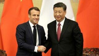 Francia y China piden invertir $100 millones al año para luchar contra el cambio climático
