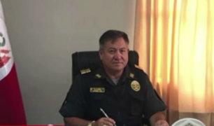 Arequipa: Coronel PNP detenido junto a organización criminal