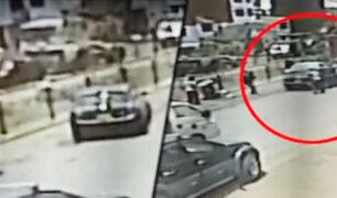 Santa Anita: estudiante fue atropellada por evitar acoso de unos mecánicos