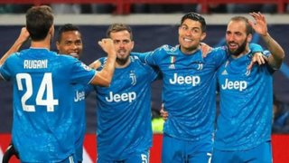 Con Cristiano Ronaldo: Juventus clasificó a la siguiente ronda de la Champions