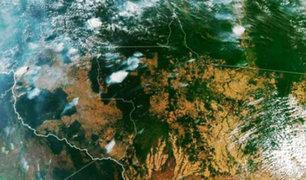 NASA: imagen de satélite confirma que la Amazonía se está secando por actividad humana