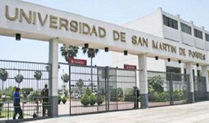 Alumnos de la Universidad San Martín de Porres son estafados con viaje a Argentina