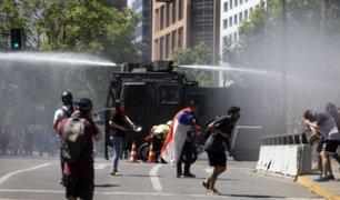 Chile: manifestantes llegaron a las zonas más acomodadas de Santiago con saqueos