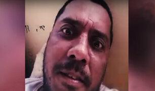 Los Olivos: sujeto que torturó a su pareja tenía diversos antecedentes