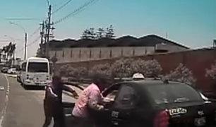 La Molina: persecución de delincuentes deja una persona herida
