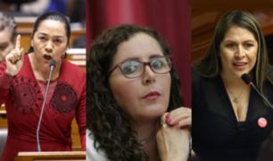 Elecciones 2020: Bartra, Vilcatoma y Cuadros intentarán ocupar un escaño por Solidaridad Nacional
