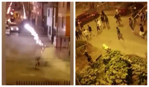 SJM: dos muertos tras enfrentamiento a balazos entre barristas