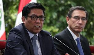 César Gutiérrez: ¿es factible que se cumpla con el plan de gobierno propuesto por Zeballos?