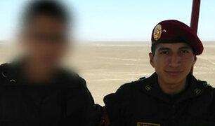 Ancón: policía presuntamente ebrio es acusado de disparar a dos jóvenes