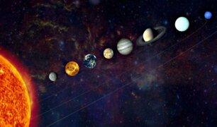 VIDEO: así giran realmente los planetas del Sistema Solar