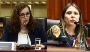 Elecciones 2020: Bartra y Vilcatoma postularán a reelección por Solidaridad Nacional