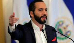 El Salvador: presidente Bukele llama a más países a expulsar embajadores chavistas