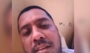 Solicitan 9 meses de prisión preventiva contra sujeto que se grabó torturando a su pareja