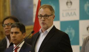 Muñoz anunció que 26 nuevos buses se sumarán al servicio del Metropolitano