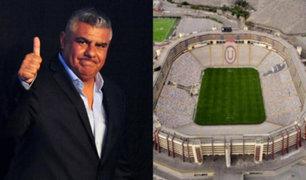 """AFA sobre el Monumental: """"Es más confortable que el estadio que íbamos a tener en Chile"""""""