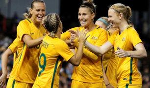 Australia: selección femenina de fútbol ganará lo mismo que la masculina