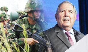 Colombia. ministro de Defensa renunció tras escándalo por masacre de 8 niños en bombardeo
