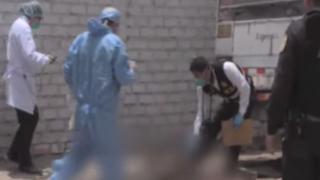 Punta Negra: hallan cuerpo de hombre degollado bajo cúster