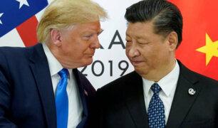 Donald Trump se opone a retirada completa de aranceles a China