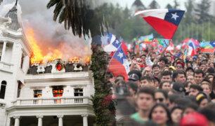 """Miles se concentran en """"La tercera marcha más grande de Chile"""""""