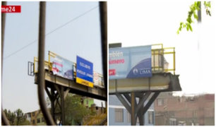 Informe | ¿Quiénes son responsables de los puentes dañados y por qué no se encargan?