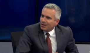 """Hermano del fiscal Rafael Vela, candidato al Congreso: """"Lo que queremos es cambiar la Política"""""""