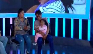 #DeTodosParaTodos: conoce a Bianca, la niña puneña que sobrevive pese a tener microcefalia