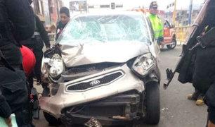 Terrible accidente en Independencia ya deja dos muertos