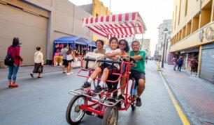 Al Damero de Pizarro sin Carro: cerrarán tránsito vehicular este domingo