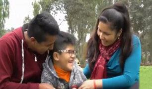 #DeTodosParaTodos: Esta es la historia de Yeyson, el niño símbolo de la Teletón