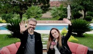 EXCLUSIVO DESDE MÉXICO | una reveladora entrevista con el cantante Jesús Adrián Romero