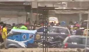 Ancón: sicarios irrumpen reunión de dirigentes vecinales y matan a tres personas