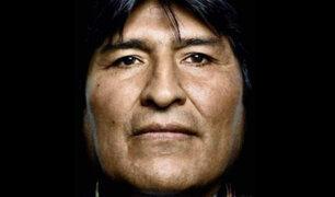 Así fue la primera noche de Evo Morales tras dejar la presidencia