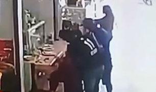 Cañete: 'marcas' asaltan a empresario cuando almorzaba en mercado