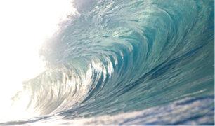 El Salvador: detectan posible llegada de ola gigante