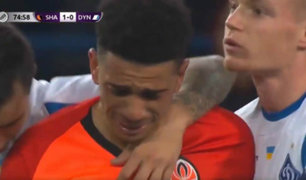 VIDEO: Futbolista se defiende de insultos racistas y es expulsado